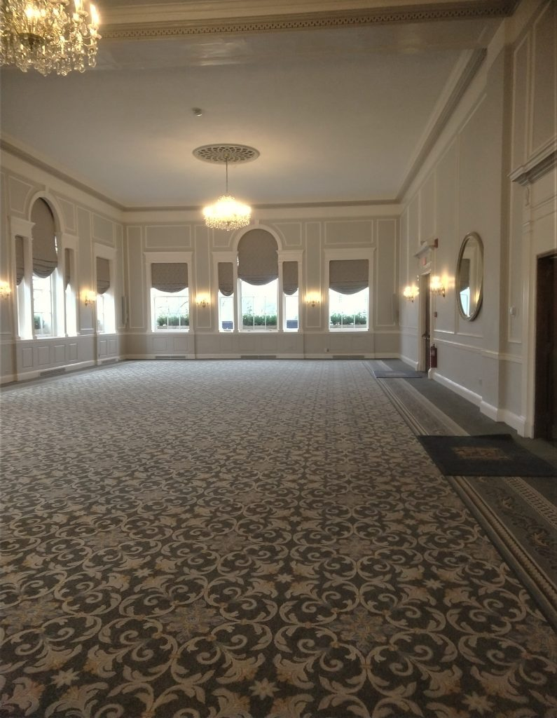 The Hawthorne Hotels' Grand Ballroom