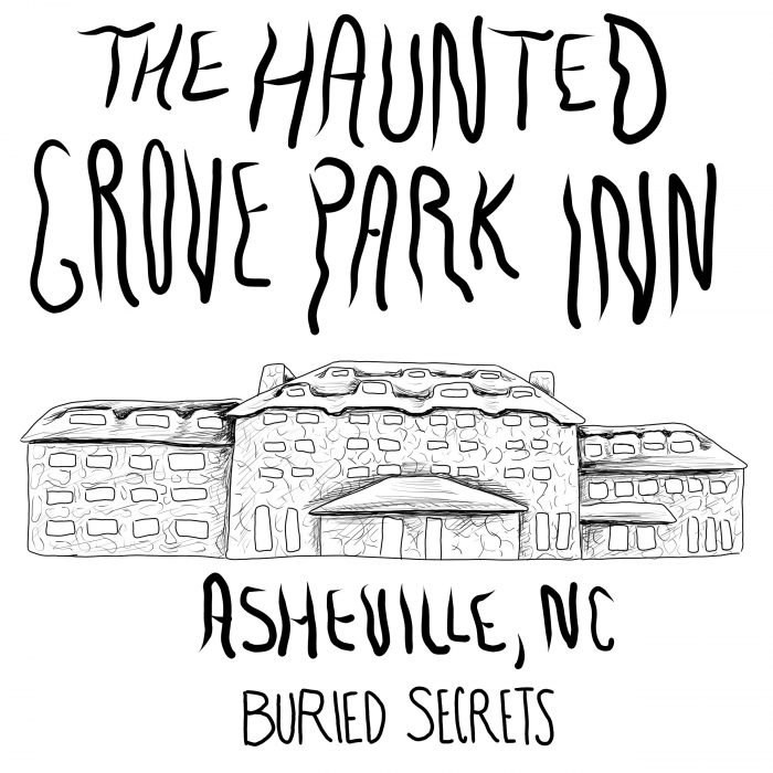 Haunted Grove Park Inn