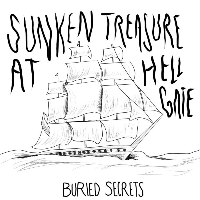 Sunken Treasure at Hell Gate