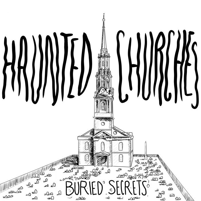 Haunted Trinity Church and St. Paul's Church